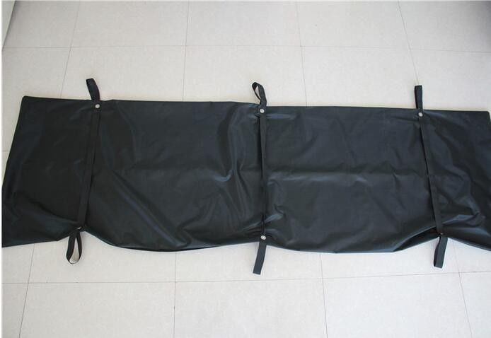Medium duty funeral body bag MD01 for hospital , white or black